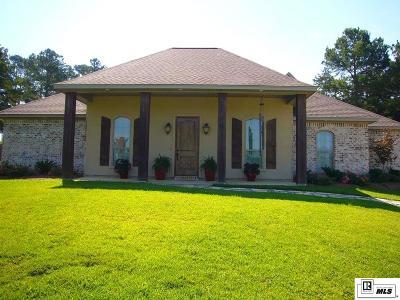 West Monroe LA Single Family Home For Sale: $294,900