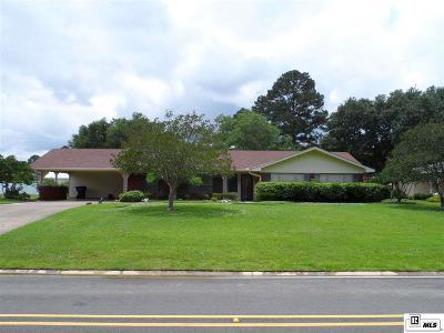 West Monroe LA Single Family Home For Sale: $170,000