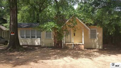 Ruston Single Family Home For Sale: 200 S Hazel Street