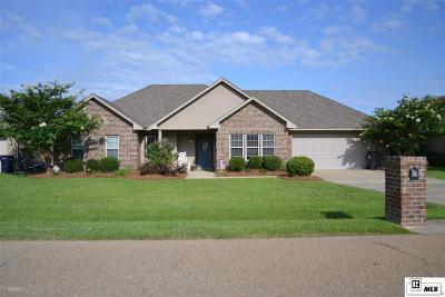 Sterlington LA Single Family Home For Sale: $260,000