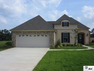 West Monroe LA Single Family Home For Sale: $315,000