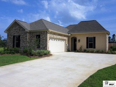 West Monroe LA Single Family Home For Sale: $282,000