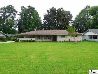 Monroe LA Single Family Home For Sale: $159,900