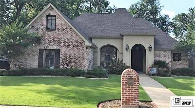 Monroe LA Single Family Home For Sale: $332,000