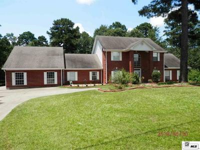 West Monroe LA Single Family Home For Sale: $343,000