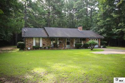 Ruston Single Family Home For Sale: 241 China Grove Road