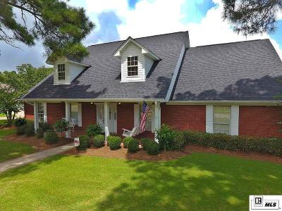 West Monroe Single Family Home For Sale: 210 Chadwick Drive