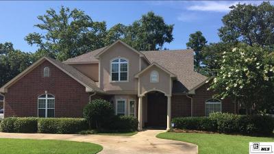 Monroe Single Family Home For Sale: 309 Frenchmans Bend Place