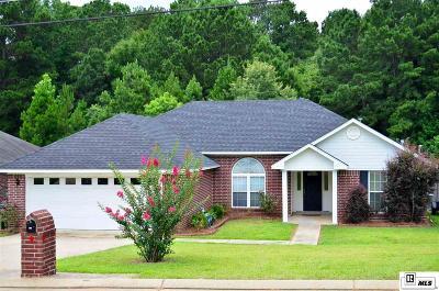 West Monroe LA Single Family Home For Sale: $209,900