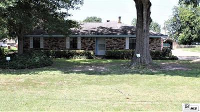 Monroe LA Single Family Home For Sale: $189,000
