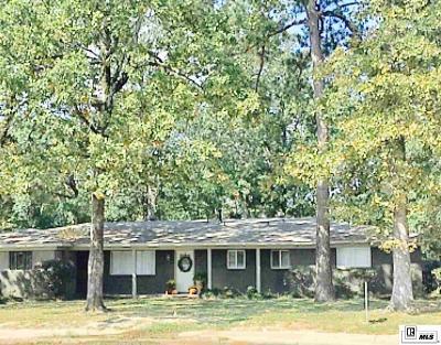 West Monroe LA Single Family Home For Sale: $189,500