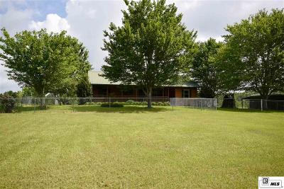 Single Family Home For Sale: 1080 Lockhart Drive