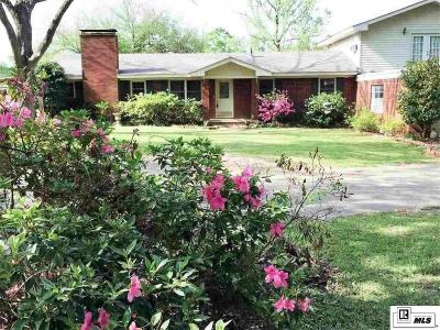 Ruston Single Family Home For Sale: 2362 Highway 818