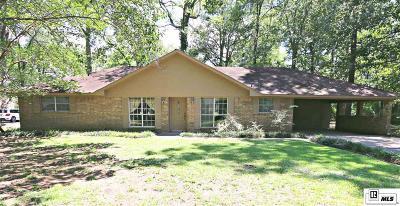 Monroe LA Single Family Home For Sale: $150,000
