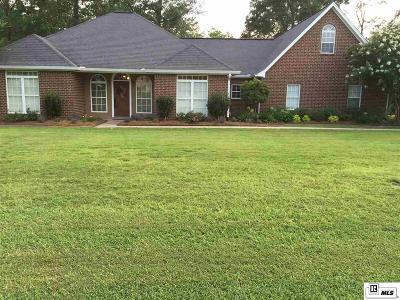 West Monroe LA Single Family Home For Sale: $384,500