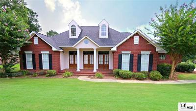 Calhoun LA Single Family Home For Sale: $295,000