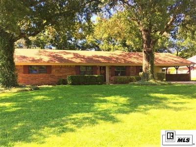 Monroe LA Single Family Home For Sale: $179,500