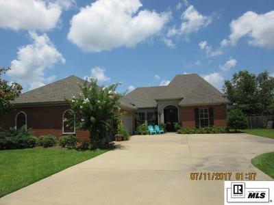 Monroe Single Family Home For Sale: 302 Bunker Lane