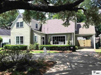 Monroe LA Single Family Home For Sale: $375,000