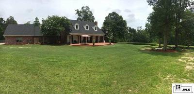 Calhoun LA Single Family Home For Sale: $798,400