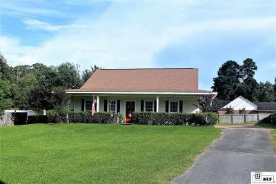 West Monroe LA Single Family Home For Sale: $249,000