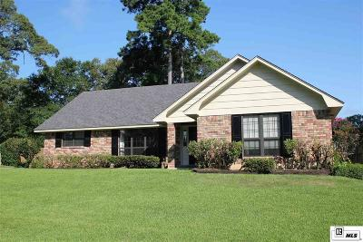 West Monroe LA Single Family Home For Sale: $224,000