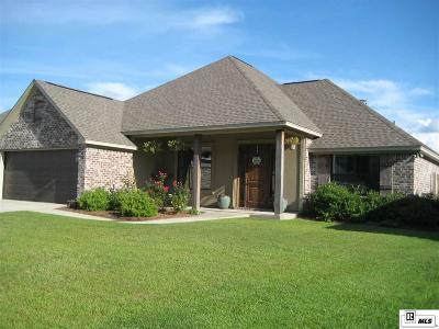 West Monroe LA Single Family Home For Sale: $268,900
