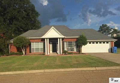 West Monroe LA Single Family Home For Sale: $224,900