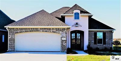 Monroe LA Single Family Home For Sale: $283,999