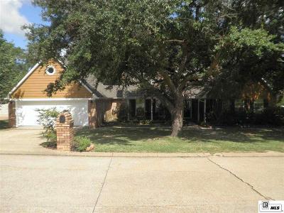 West Monroe LA Single Family Home For Sale: $288,000