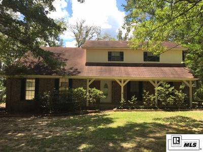 Monroe LA Single Family Home For Sale: $169,900
