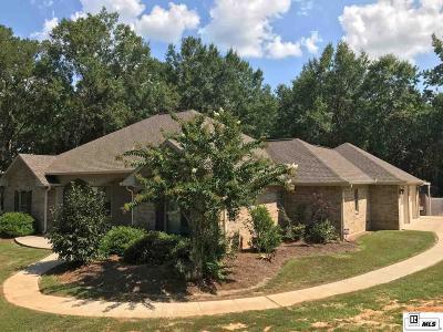 Calhoun LA Single Family Home For Sale: $355,000