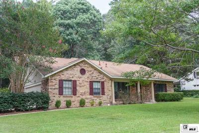 Single Family Home For Sale: 2810 Foxxwood Drive
