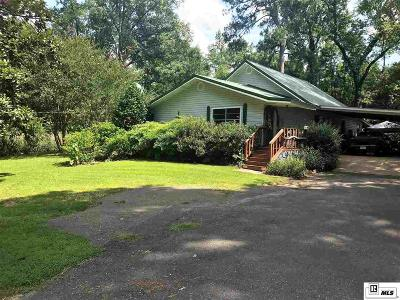 West Monroe Multi Family Home For Sale: 8015 Cypress Street