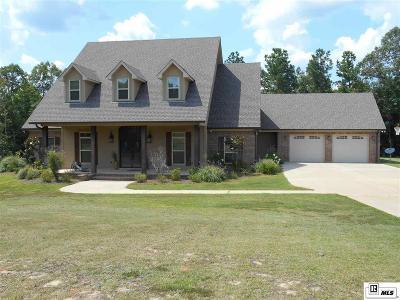 Calhoun LA Single Family Home Active-Pending: $585,000
