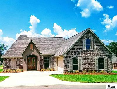 West Monroe LA Single Family Home For Sale: $299,900