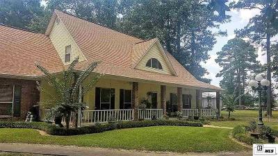 West Monroe LA Single Family Home For Sale: $338,500