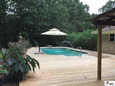 West Monroe Single Family Home For Sale: 146 Bonnie Brook Drive