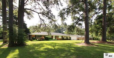 West Monroe LA Single Family Home For Sale: $199,900