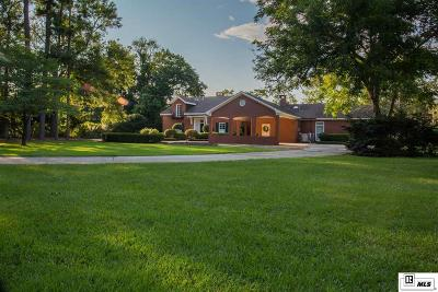 Monroe Single Family Home For Sale: 1325 Finks Hideaway Road
