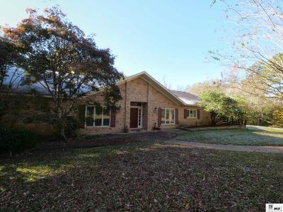 Ruston Single Family Home For Sale: 600 Oak Park Circle