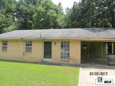Ruston Single Family Home Active-Pending: 1602 Colonial Drive #1