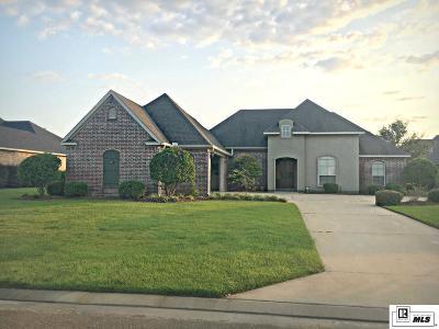 Monroe LA Single Family Home For Sale: $326,900