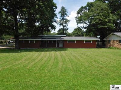 Monroe LA Single Family Home For Sale: $148,500