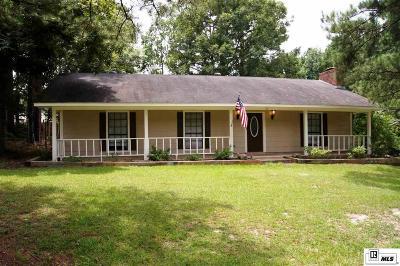 West Monroe LA Single Family Home Active-Price Change: $149,900