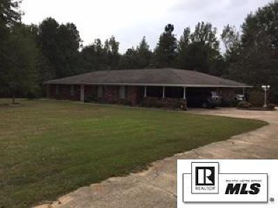 Single Family Home For Sale: 351 Highway 821
