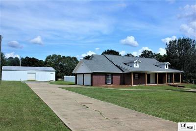 Ruston Single Family Home For Sale: 251 Burgessville Road