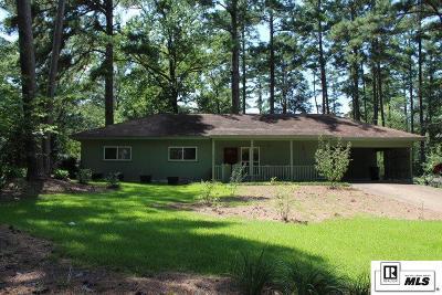 Ruston Single Family Home Active-Price Change: 1004 Robinette Drive