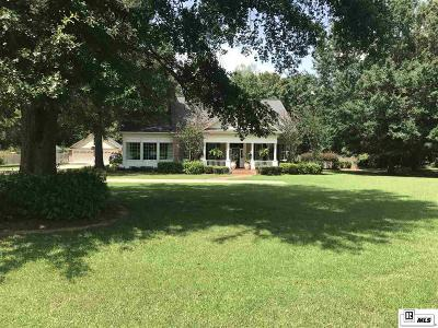 Monroe Single Family Home For Sale: 508 Joe White Road