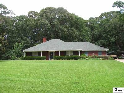 West Monroe LA Single Family Home For Sale: $264,900